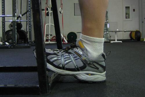 Упор для ноги