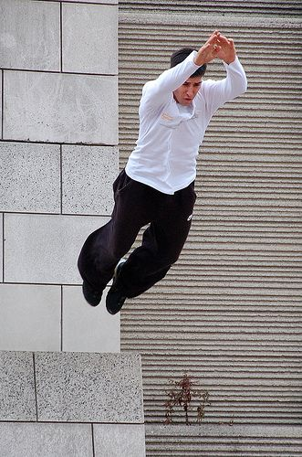 New York Parkour