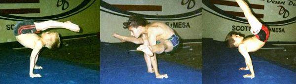 Как стать олимпийцем: методика упражнений с использованием веса тела