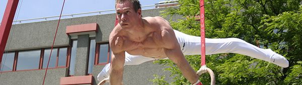 Как стать олимпийцем: методика упражнений с использованием веса тела. Часть вторая