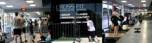 Спортзал CrossFit Plano