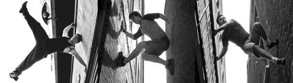 Бен Дансмуир - покоряя стены