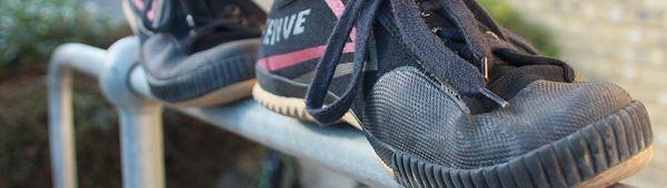 Обзор легкой спортивной обуви Feiyue