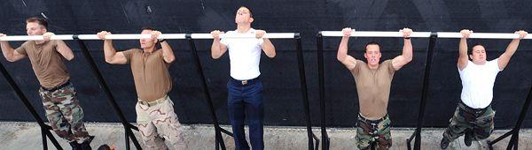 5 вызывающих упражнений на подтягивания
