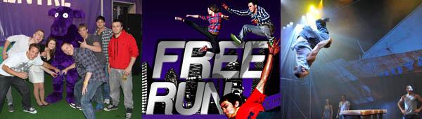 Free Run: твой путь – твои правила
