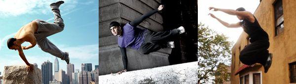 Паркур: искусство движения – уверенность в себе (Jose Jimenez)
