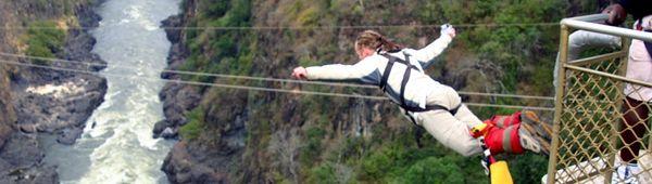 Опасный банджи-джампинг или как остаться в живых при падении с большой высоты