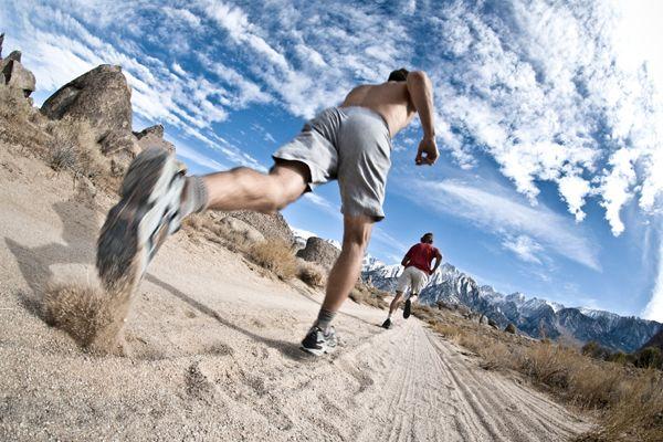 Как преодолеть себя: 2,4 километра за 12 минут