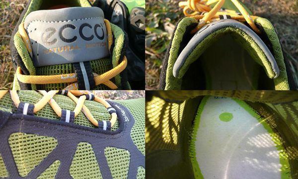 Краткий обзор кроссовок Ecco Biom Trail