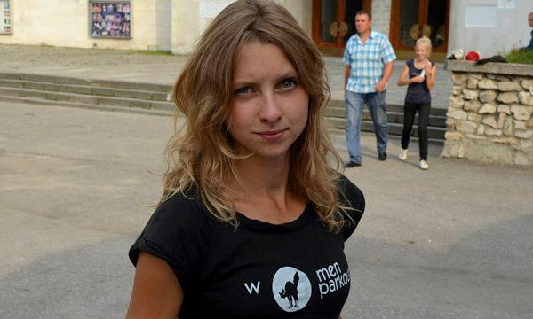Интервью — Дарья Ланскова, самый стойкий представитель федерации «Parkourcity»