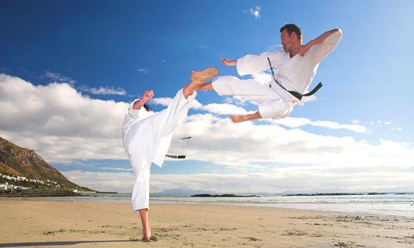 Кекусинкай каратэ как экстремальный вид спорта