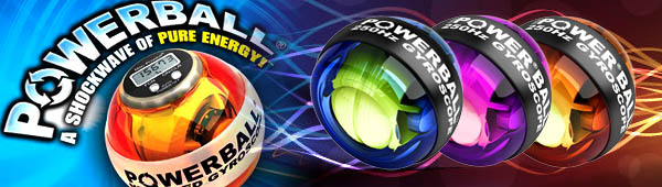 Powerball — тренажер для трейсера