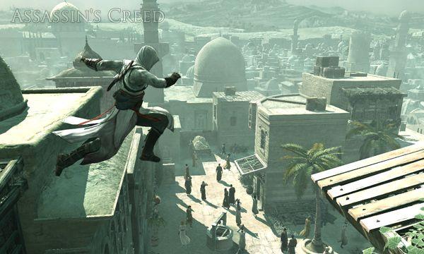 Обзор игр с элементами паркура (Assassin's Creed)