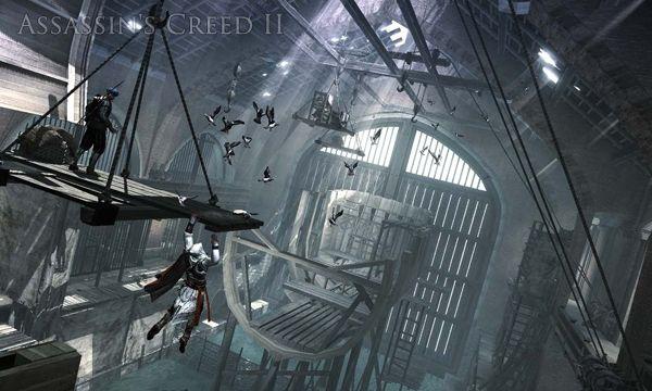 Обзор игр с элементами паркура (Assassin's Creed II)