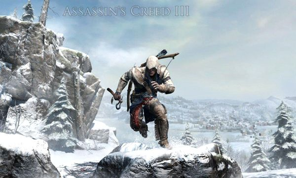 Обзор игр с элементами паркура (Assassin's Creed III)