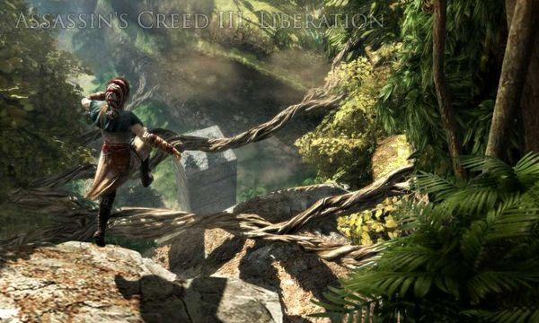 Обзор игр с элементами паркура (Assassin's Creed III: Liberation)