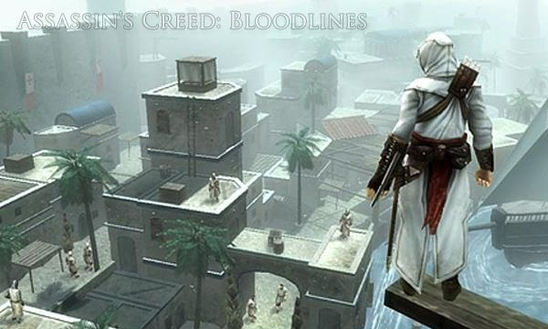 Обзор игр с элементами паркура (Assassin's Creed: Bloodlines)