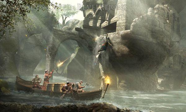 Обзор игр с элементами паркура (Assassin's Creed: Revelations)