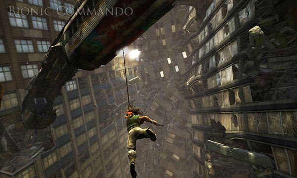 Обзор игр с элементами паркура (Bionic Commando)