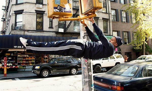 Интервью — Зеф Закавели, атлет Street Workout, представитель Bar-Barians Family