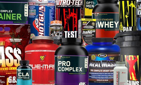 Выбор качественных продуктов спортивного питания