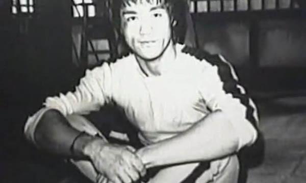 Брюс Ли на съемочной площадке