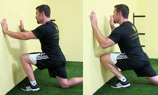 Приседай как чемпион - мышцы бедра и камбаловидные мышцы (Мартин Руни)