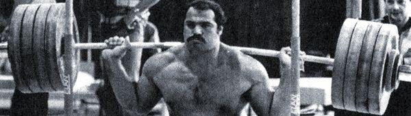 Анатолий Писаренко, тяжелоатлет, чемпион мира, 1982 год