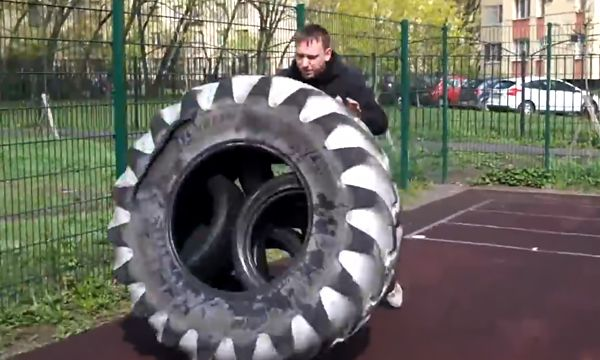 Дмитрий Суховаров (Badyuk Team)