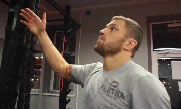 Боевые ботаники: Андрей Басынин рассказывает про раму, где подтягивается Евгений Кириллов