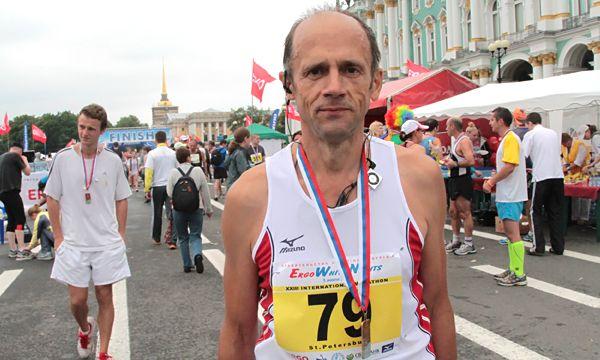 Дмитрий Покревский - марафонец, автор проекта «Фитнес после 50-ти»