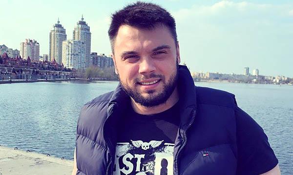 Алексей Торохтий заслуженный мастер спорта Украины