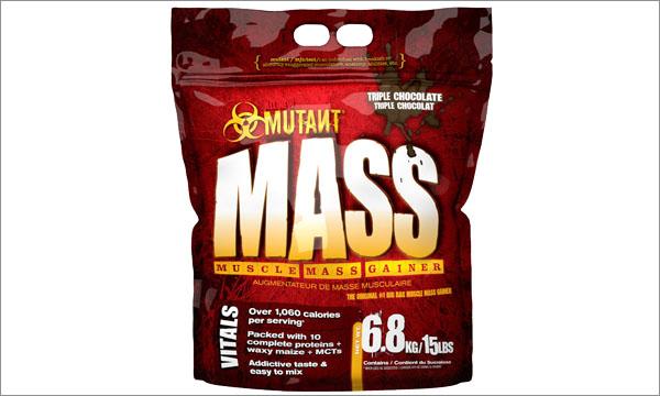 Гейнер Mutant Mass (для эктоморфов)