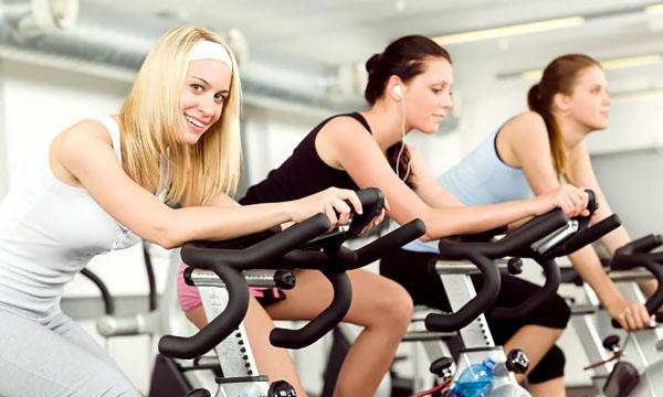 Купите себе велотренажер для похудения