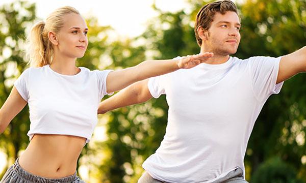 Держите свой вес и мышцы в тонусе