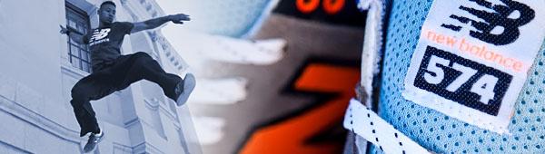 Мужские кроссовки New Balance 574 для трейсера