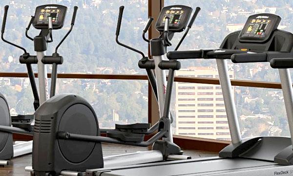 Эллиптические тренажеры от Life Fitness